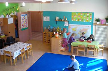 partizipation im kindergarten im leitbild